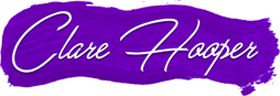 Clare Hooper Art Site Logo